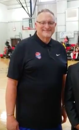 David Magley, President – The Basketball League