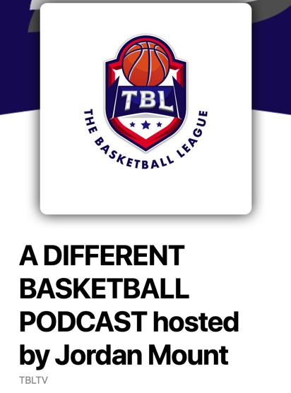 A DIFFERENT BASKETBALL PODCAST